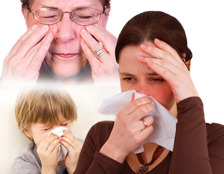 dấu hiệu chảy mũi bệnh viêm xoang