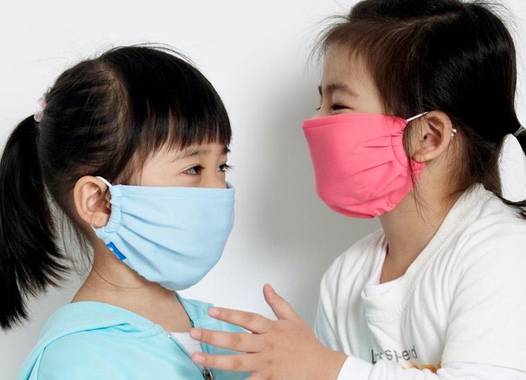 viêm họng cấp trẻ em