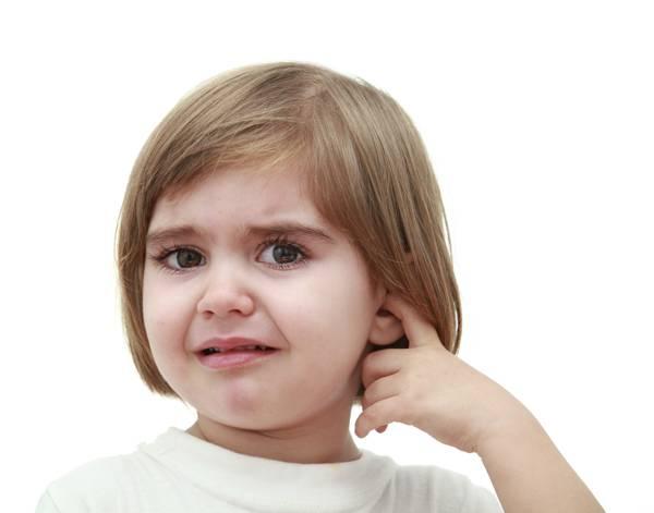 viêm tai giữa ở trẻ em sơ sinh